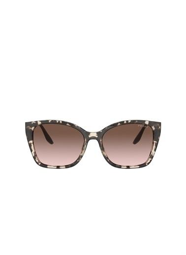 Prada Prada 0PR 12XS Kadın Güneş Gözlüğü Renksiz